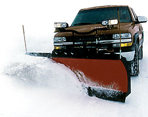 Brookfield Snow Plowing Service