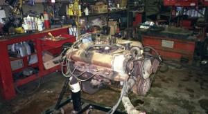 68 Cutlass W-31 Option - Before