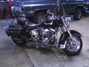 Brookfield Motorcycle Repair Service specializing in Harley Davidson.